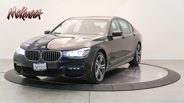 Pre-Owned 2016 BMW 7 Series 4dr Sdn 740i RWD