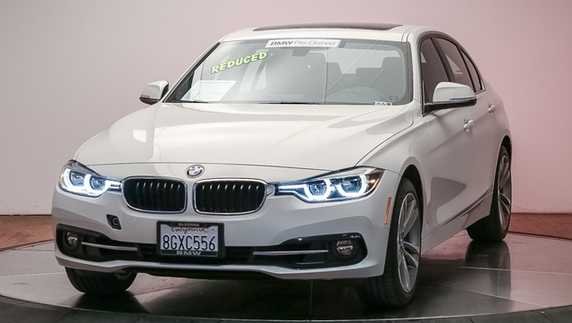 Pre-Owned 2018 BMW 3 Series 330i xDrive Sedan
