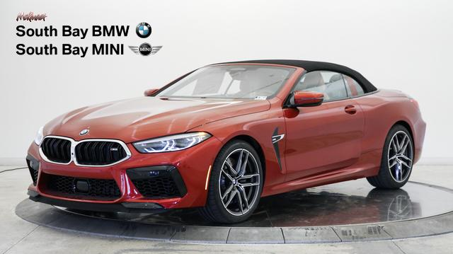 New 2020 Bmw M8 Convertible With Navigation Awd