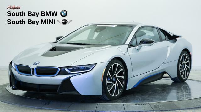 Certified Pre-Owned 2015 BMW i8 2dr Cpe