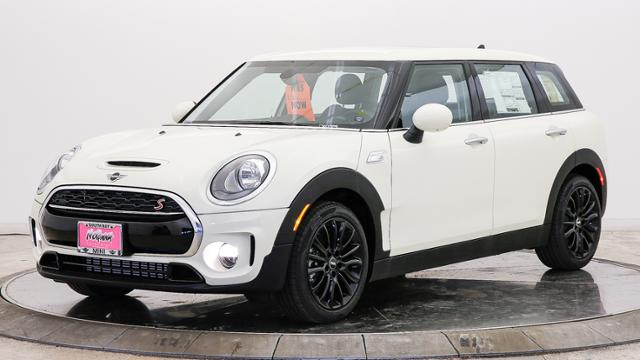 New 2019 MINI Clubman Cooper S FWD