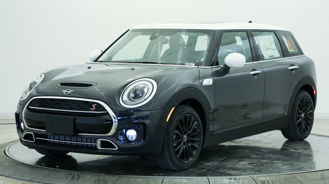 New 2019 Mini Clubman Cooper S Fwd Station Wagon In Torrance M14709