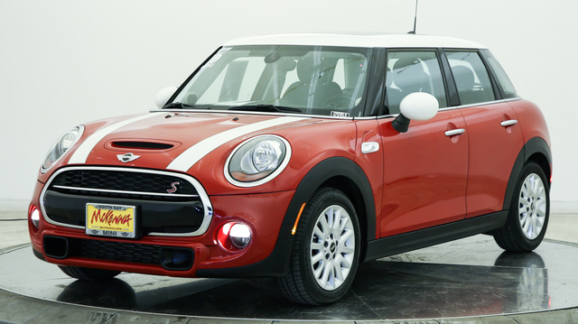 Pre Owned 2016 Mini Cooper Hardtop 4 Door 4dr Hb S 4dr Car In