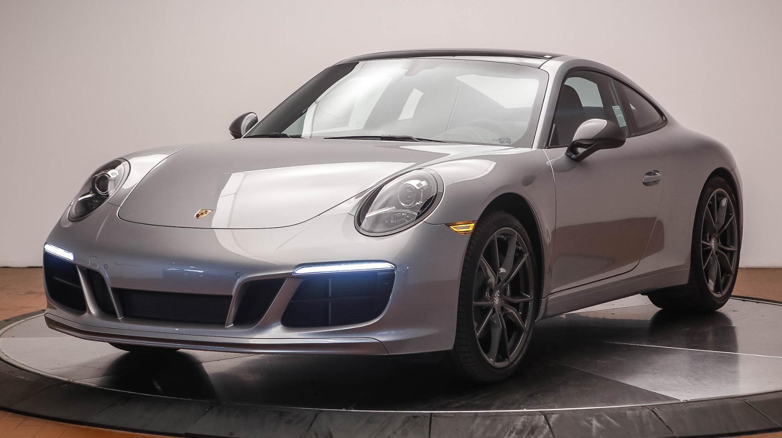 New 2019 Porsche 911 Carrera T Coupe