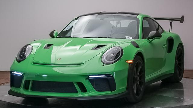 New 2019 Porsche 911 Gt3 Rs Coupe With Navigation