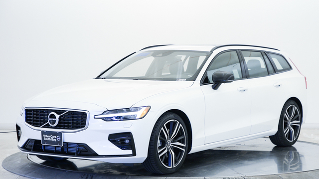 New 2020 Volvo V60 T5 Fwd R Design Fwd Station Wagon