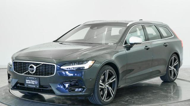 New 2019 Volvo V90 T5 FWD R-Design Station Wagon In