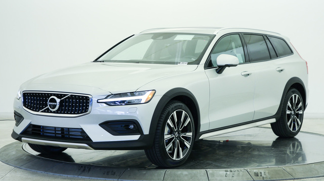 New 2020 Volvo V60 Cross Country T5 Awd With Navigation Awd