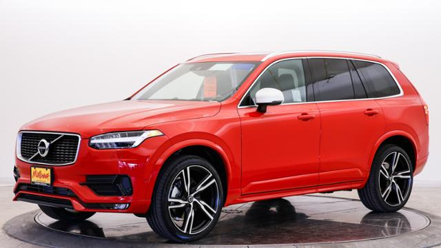 New 2019 Volvo Xc90 T6 Awd R Design With Navigation Awd