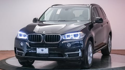 Certified Pre-Owned 2016 BMW X5 RWD 4dr sDrive35i