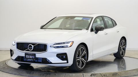 New 2020 Volvo S60 T5 FWD R-Design
