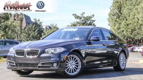 Pre-Owned 2016 BMW 5 Series 4dr Sdn 535i RWD