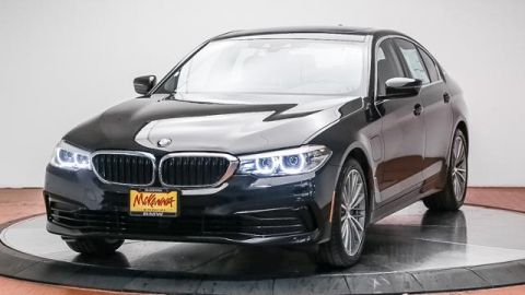 New 2019 BMW 5 Series 530e iPerformance Plug-In Hybrid
