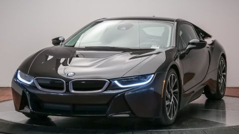 Pre-Owned 2016 BMW i8 2dr Cpe