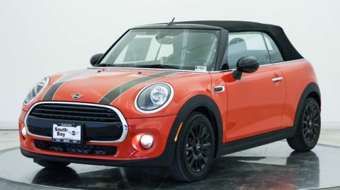 New 2019 MINI Convertible Cooper FWD