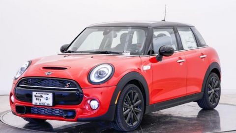 New 2019 MINI Hardtop 4 Door Cooper S FWD