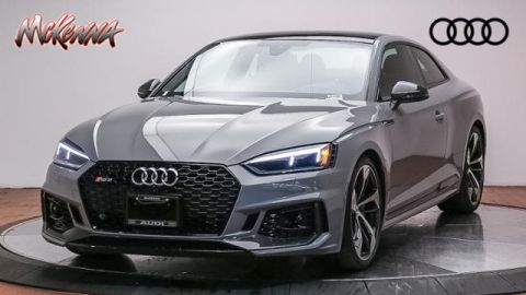 New 2019 Audi RS 5 2.9 TFSI quattro